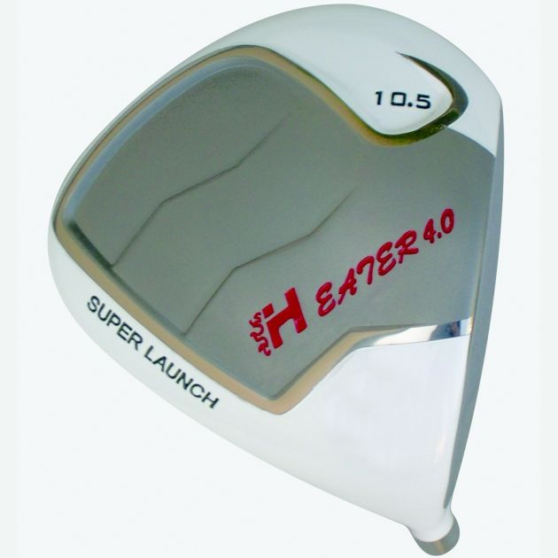 Heater 4.0 White Titanium Driver Head