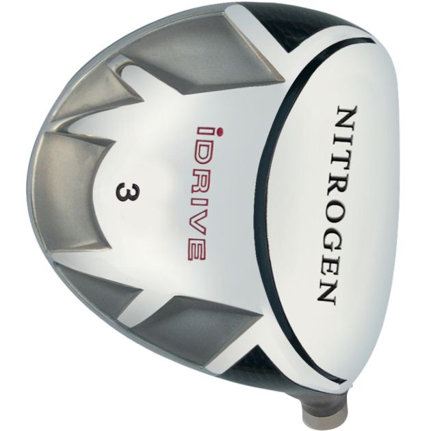i-Drive Nitrogen Fairway Wood Head