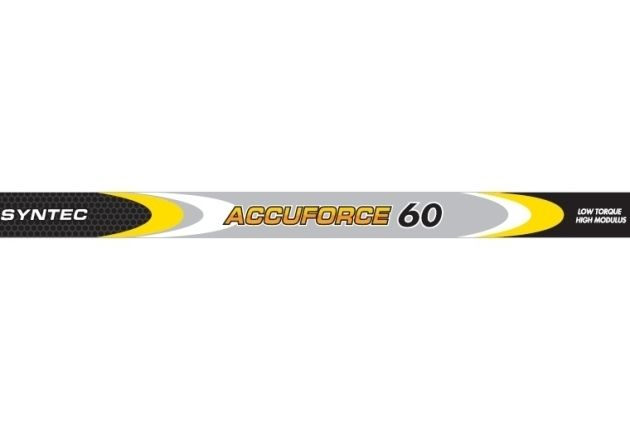 Syntec Accuforce 60 Light Weight Graphite Iron Shaft