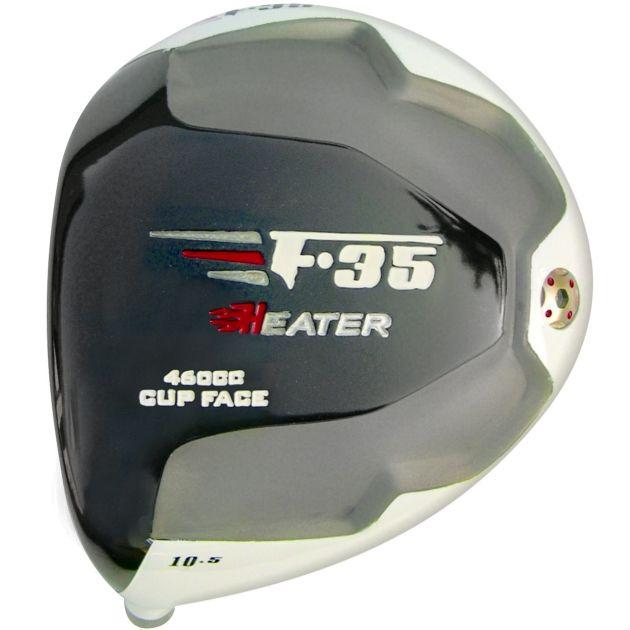 Heater F-35 Cup Face Titanium Driver Head Left Hand