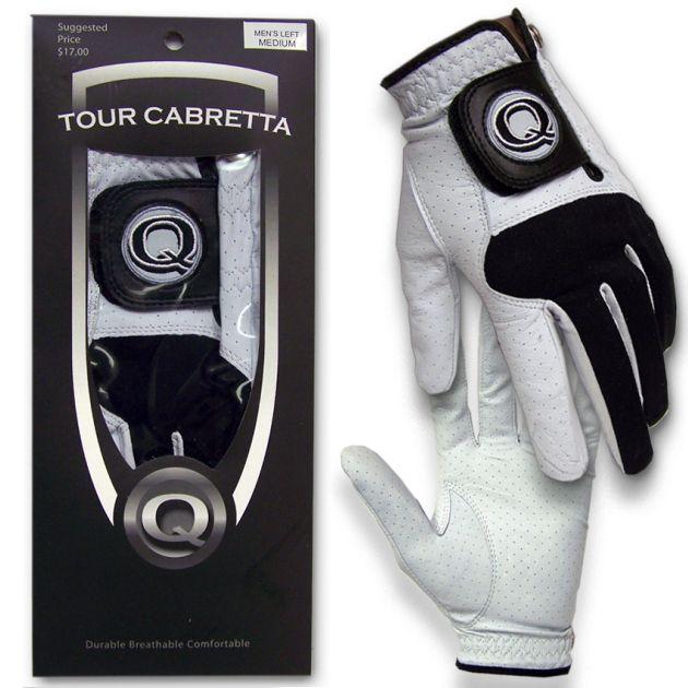 Tour Cabretta Golf Glove, Left Hand Player