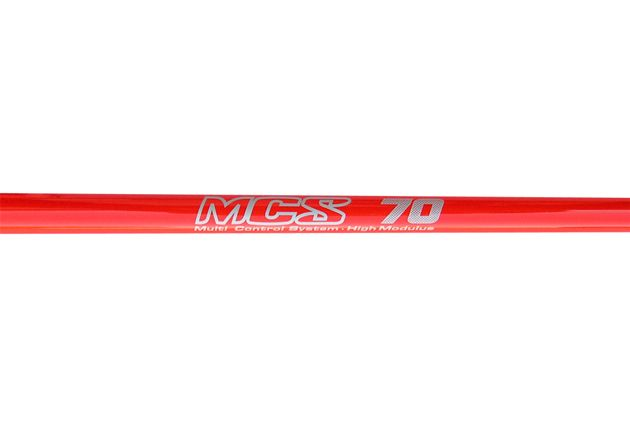 MCS 70 Orange Graphite Wood Shafts