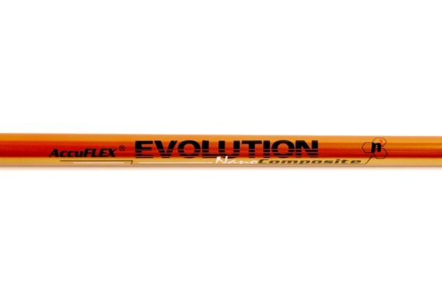 AccuFlex Evolution Nano Graphite Wood Shaft