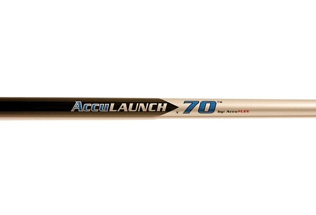 AccuFlex AccuLaunch 70 Graphite Wood Shaft