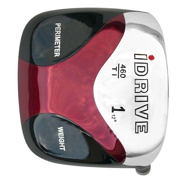 i-Drive Square Titanium Driver Head Left Hand