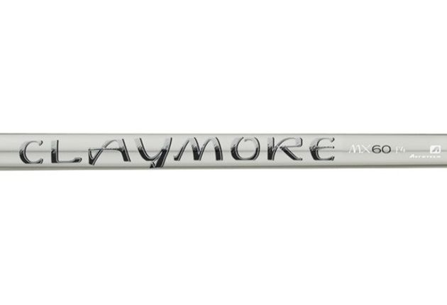 Aerotech Claymore MX60 Graphite Wood Shaft