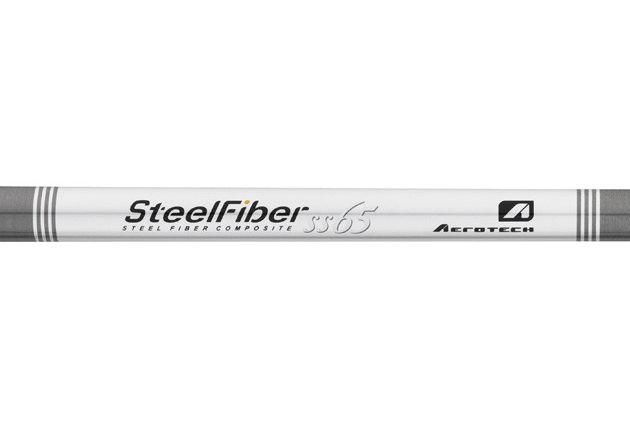 "Aerotech SteelFiber SS65 0.350"" Graphite Wood Shaft"