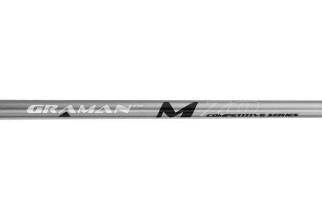 Graman Competitive Series M70 Graphite Silver Shaft