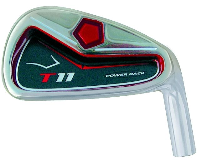 Custom-Built T11 Power Back Iron Set