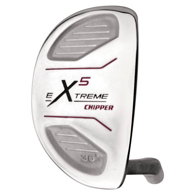 Custom-Built Extreme X5 Chipper