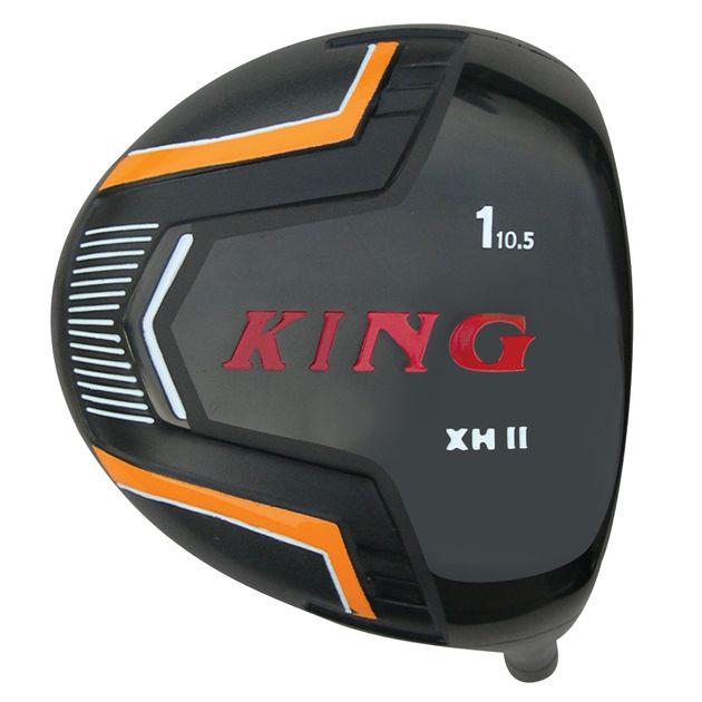 King XH-2 Cup Face Titanium Driver Head