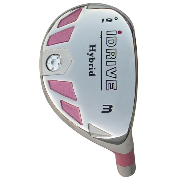 i-Drive Hybrid Head - Pink