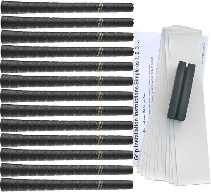 Tacki-Mac Perforated Tour Pro Standard - 13pc Grip Kit