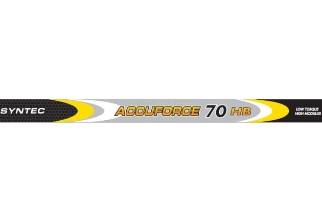 Syntec AccuForce 70-HB Hybrid Graphite Shaft