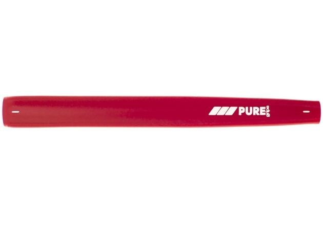 PURE Grips Midsize Putter Grip Red