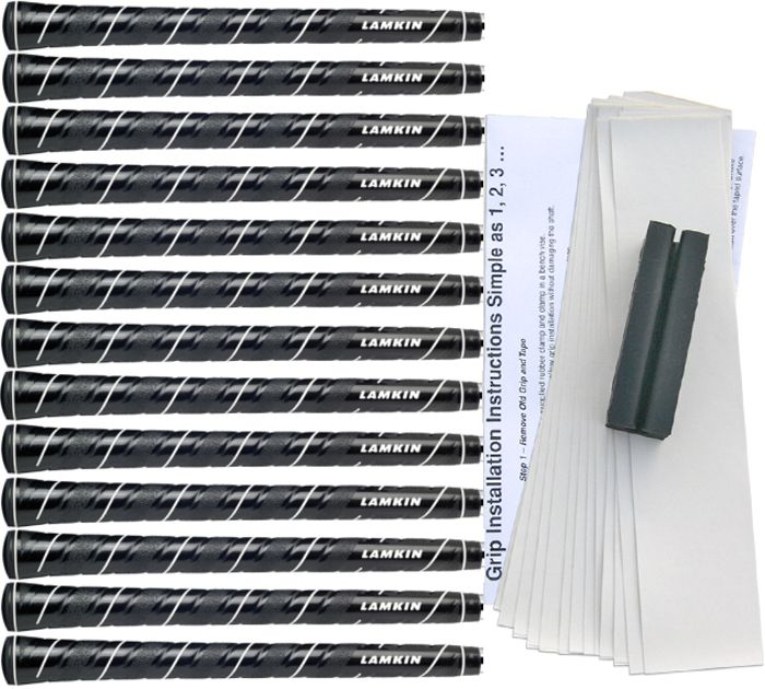 Lamkin Wrap-Tech Midsize - 13 pc Grip Kit