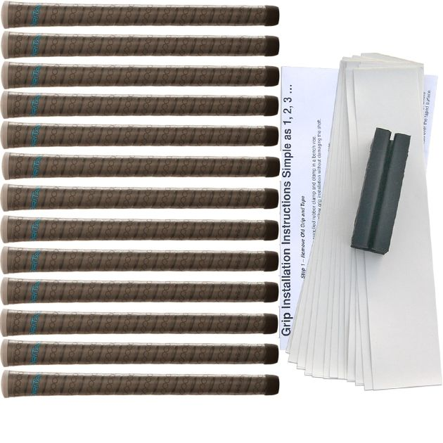 Winn DriTac Wrap Undersize - 13 pc Grip Kit