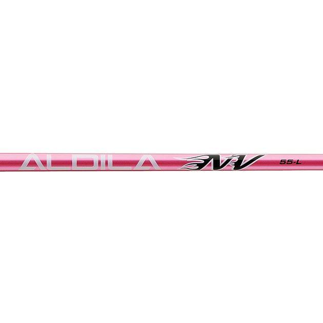 Aldila NV 55 Pink Graphite Iron Shaft