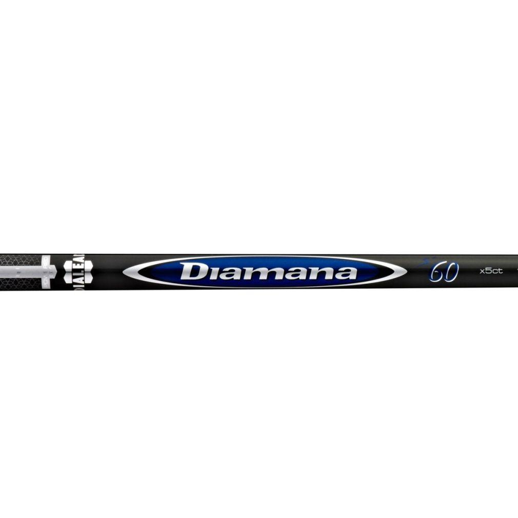 Mitsubishi-Rayon Diamana S+ Plus Limited Graphite Shaft