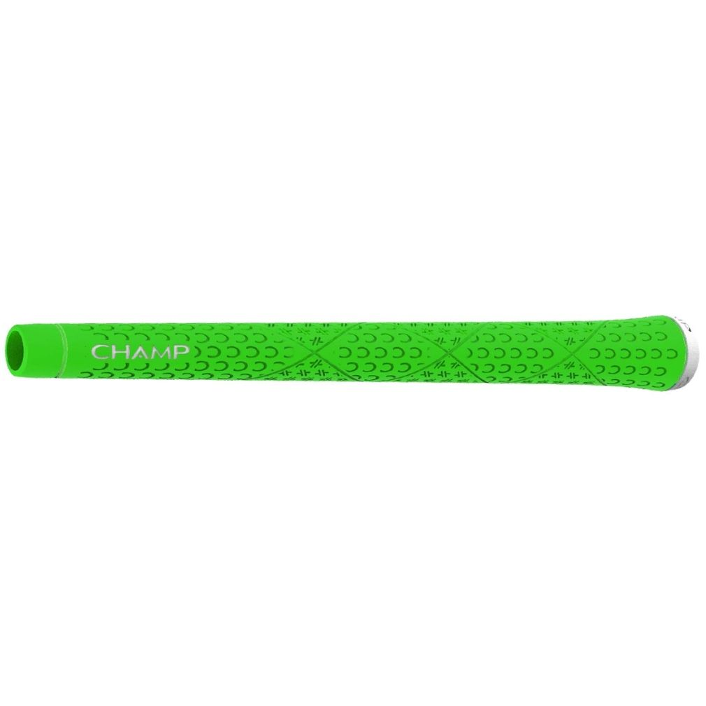 Champ C8 Golf Grip - Standard Neon Green
