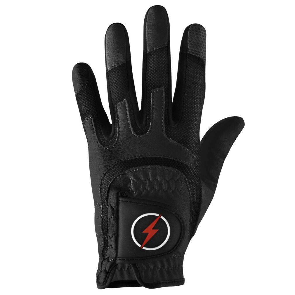 Powerbilt Men's One-Fit Golf Gloves, Left Hand Player