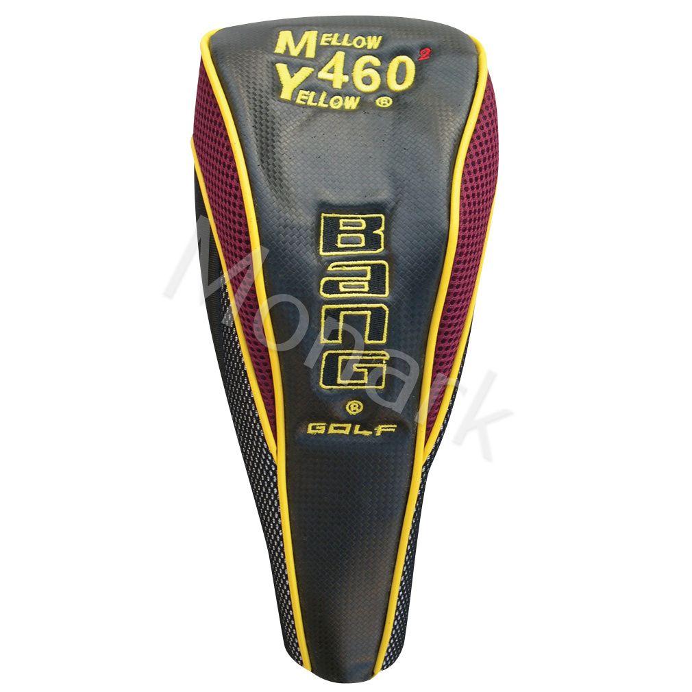Bang Golf Mellow Yellow 420cc Beta Titanium Driver Head