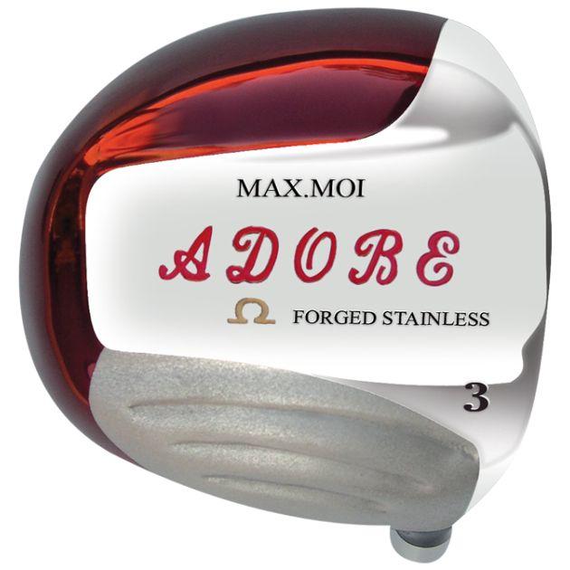 Adobe Max MOI Fairway Wood Head