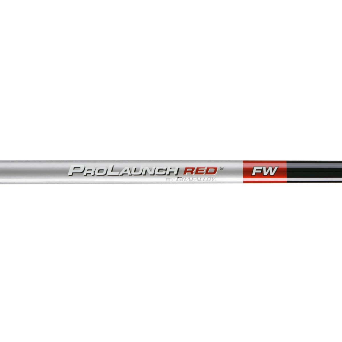 Grafalloy ProLaunch Red Fairway 0.350 Graphite Golf Shafts