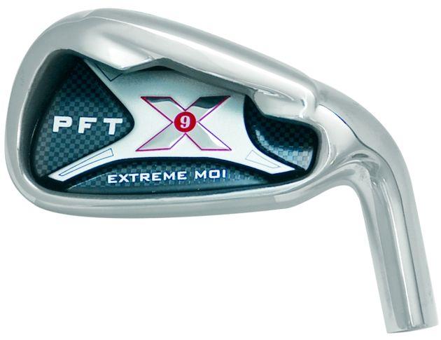 X9 Extreme MOI Iron Heads RH