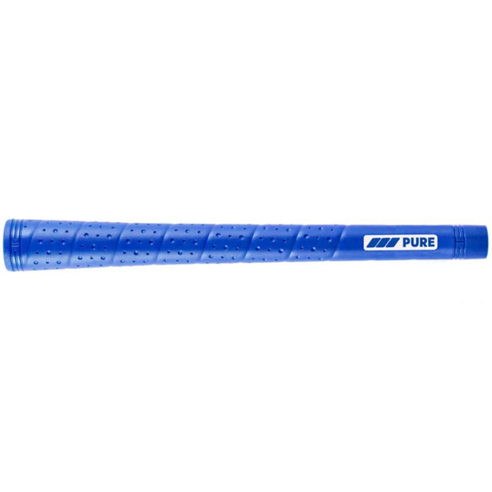 Pure Grips P2 Wrap Midsize Blue Golf Grips