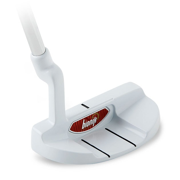 Bionik 105 Nano White Putter Head - RH