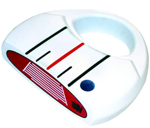 Custom-Built Heater III Extra MOI Putter Left Hand