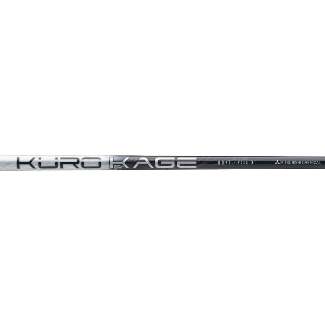 Mitsubishi-Rayon Kuro Kage Graphite Hybrid Shafts