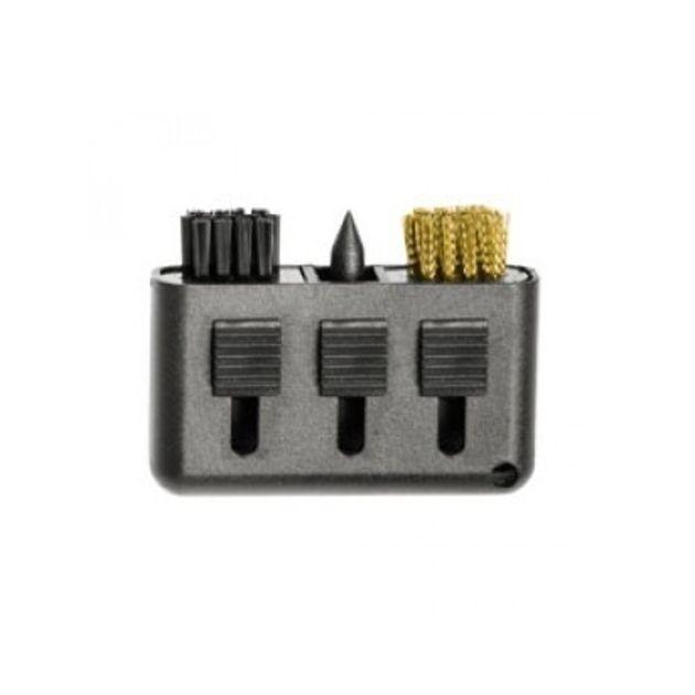 Tour Gear 3-in-1 Pocket Brush