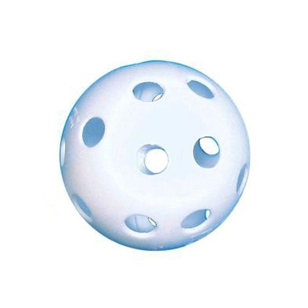 Tour Gear Practice Balls with Holes - Pack of 12