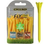 "Champ Zarma FLYTee - 2.75"" Yellow Golf Tees 30 pack"