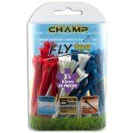 "Champ Zarma FLYTee - 3.25"" Patriot Golf Tees 25 pack"