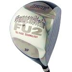Bang Golf Bangenstein Tri-Face Titanium Driver Head
