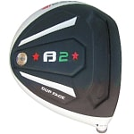 Heater B-2 Fairway Wood Head