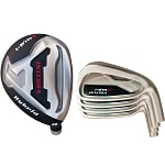 Integra i-Win Single Length Hybrid / Iron Combo Set (7 Heads)