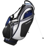Powerbilt TPS Dunes 14-Way Black/Blue Stand Golf