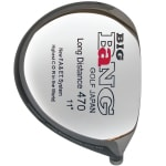 Bang Golf Big Bang Japan 470 Black Titanium Driver Head