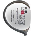 Bang Golf Big Bang Japan 470 Black Titanium Driver Head