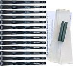 Rexton Tacky Black/Silver 13 pc Grip Kit