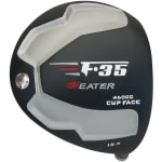 Custom-Built Heater F-35 Cup Face Black Titanium Driver