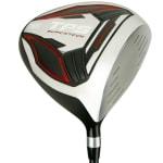 Powerbilt Golf TPS Supertech Black/Red Driver