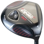 Custom-Built Air Force One DFX MOI Titanium Driver