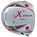 Extreme X9 Titanium Driver Head