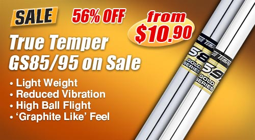 True Temper GS85/95 on Sale