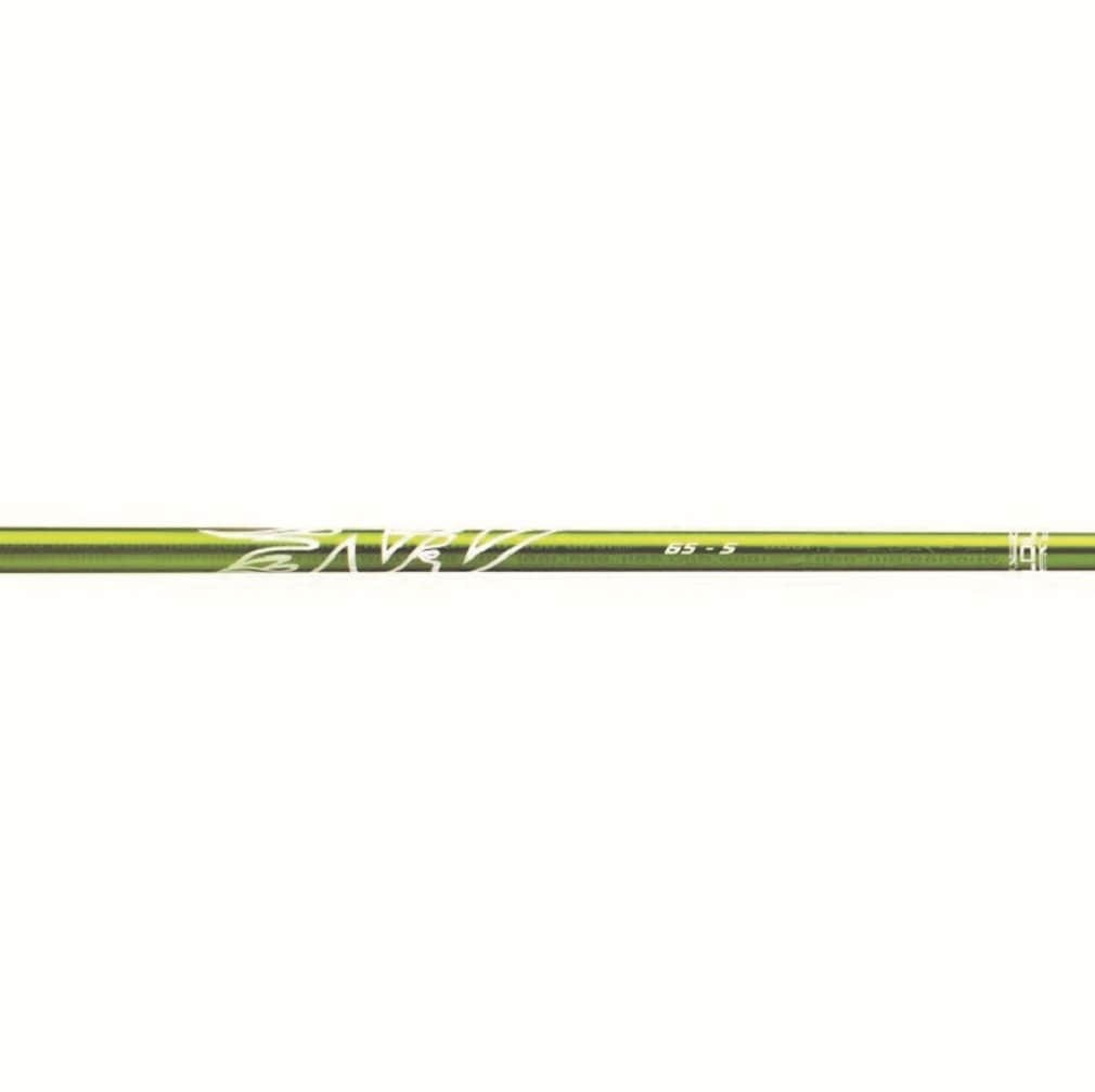 Aldila NV Green NXT Wood Shaft + Adapter & Grip